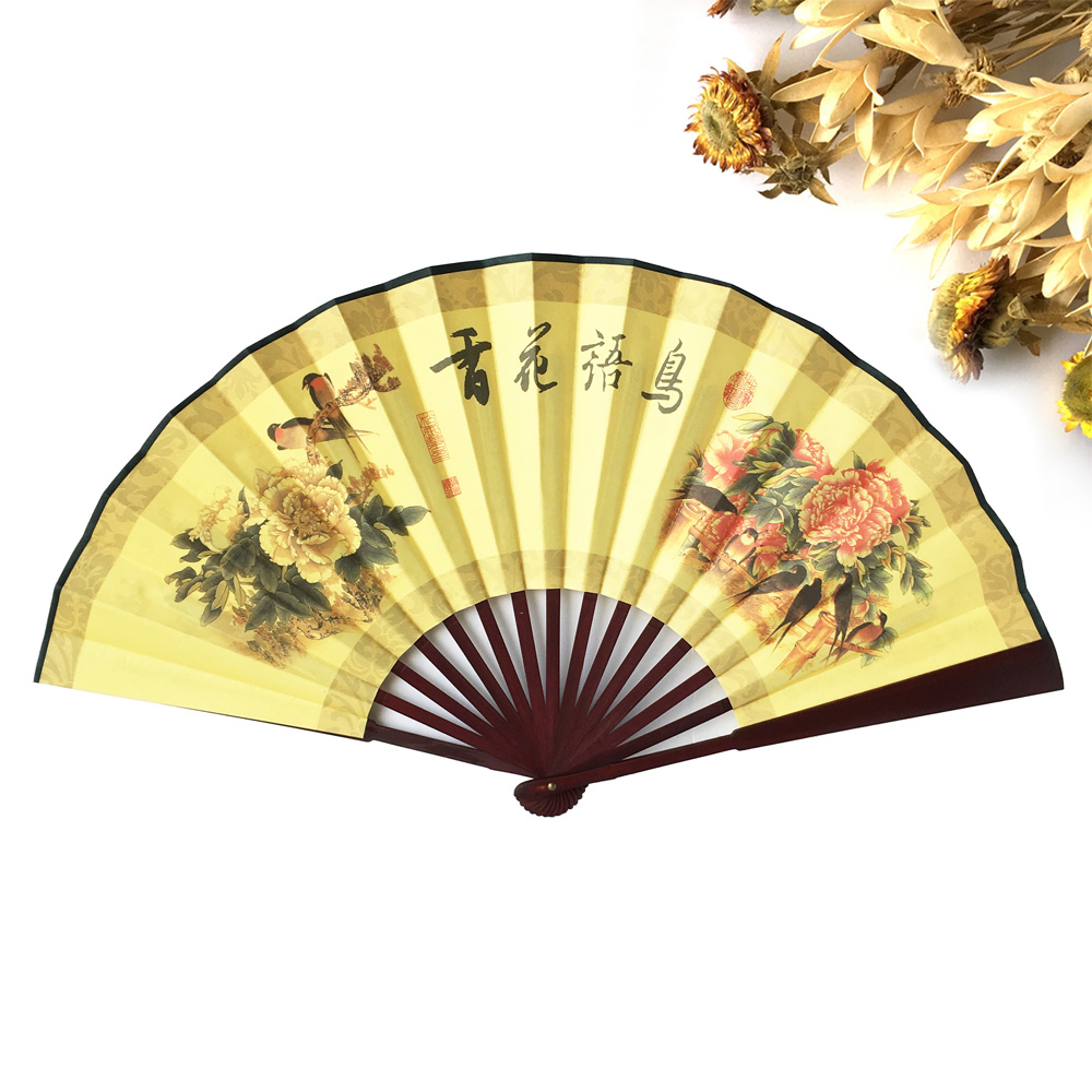Large Decorative Chinese Fans, Large Decorative Chinese Fans ...