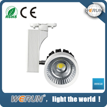 Wholesale new update clothes tracking light mini led track spotlight