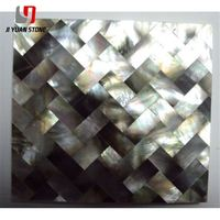 Good Choice Flexible Decoration Plastic Wall Panels Black Pearls Mother Of Pearl Carving Bathroom