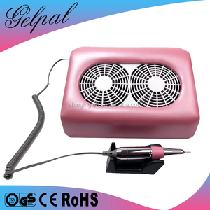 Manicure shop Professional efficient Multi-function nail dust extractor