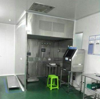 Pharmaceutical Weighing Booth Dispensing Booth Sampling