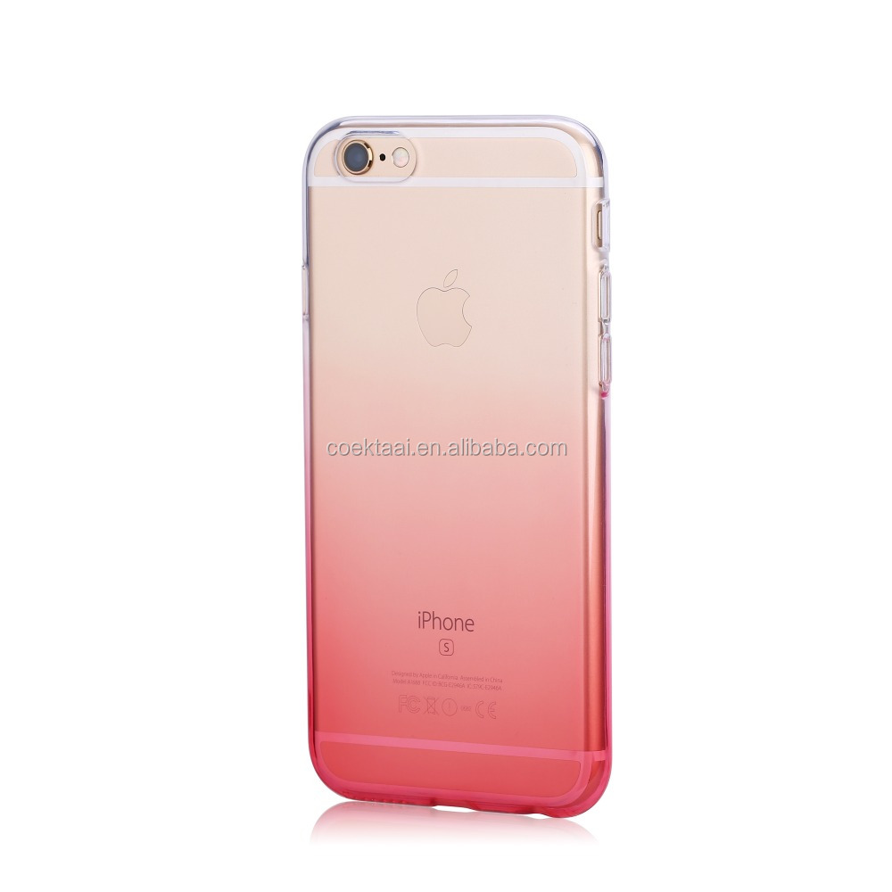Red Color New Frosted Recycled Plastic Cell Phone Cases