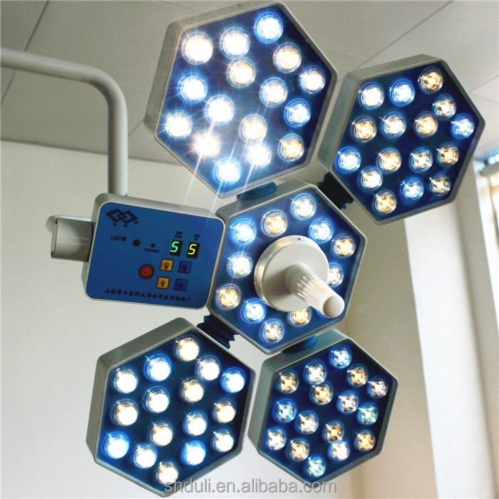 DL-LED05-1 Physiotherapy equipment ceiling light surgery lamp