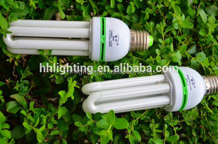 HOT SALE Compact Fluorescent Lamp 2U 3U 4U 5W 7W 18W CFL Energy saving lamp CE RoHS CFL