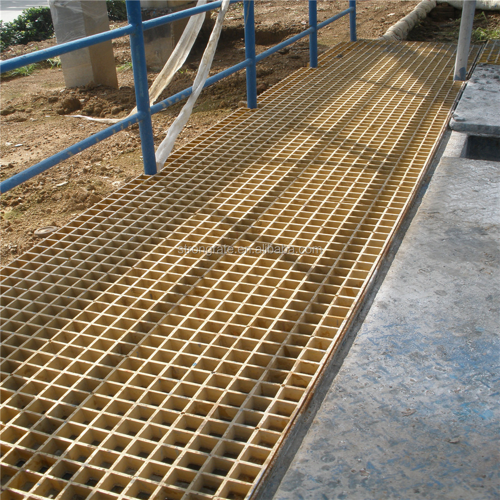 Manufactory Frp Grating Walk Way