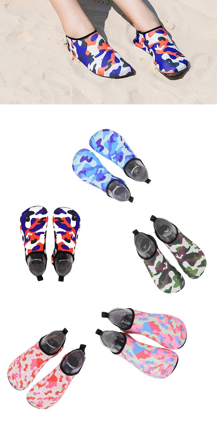 Water Walking Shoes For Swimming Grip Socks Yoga Pilates Non Slip Yoga Socks Swim Diving beach water shoes