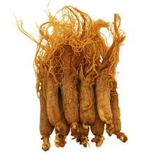 Korean red Panax ginseng with wine