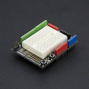 Prototyping Shield For Arduino(Uno R3 And Mega 1280/2560)