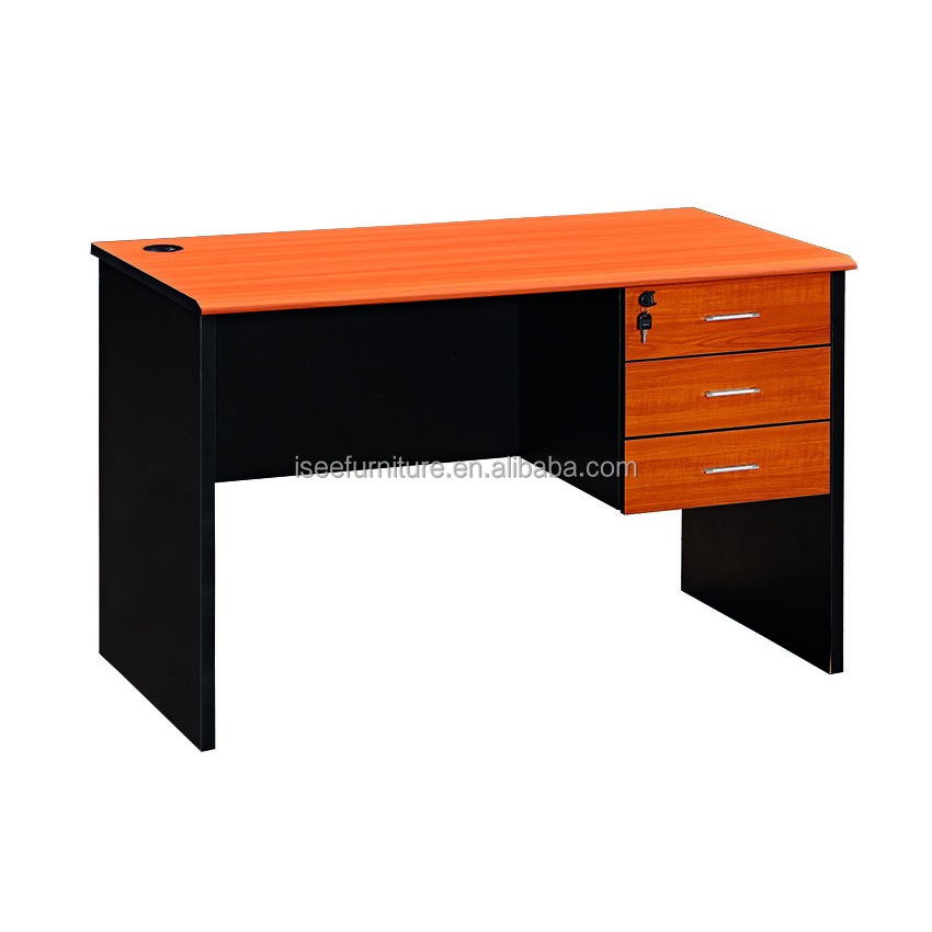 Computer Desk With Locking Drawers Best Home Design 2018