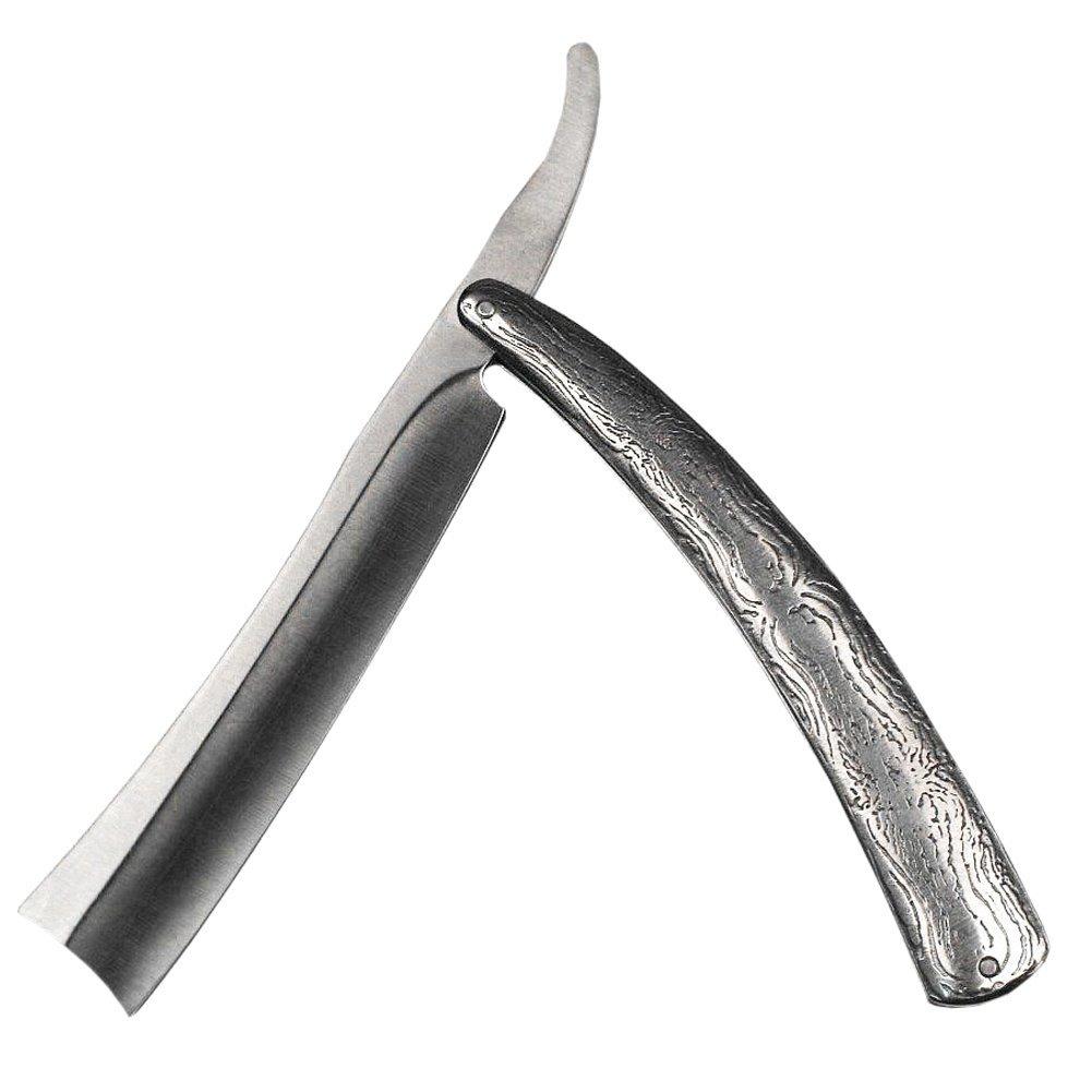 "Razorless Shave Ready Straight Razor SWEENEY TODD HUGE 11.5"" Straight Razor Blade Barber Shaving - Safety Razor"