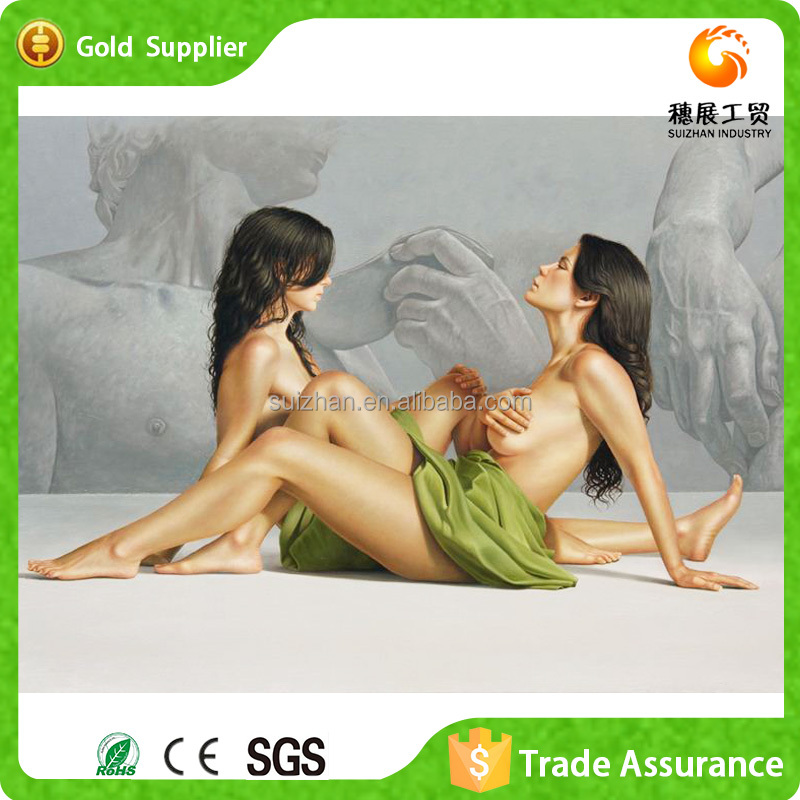 Wholesale 5D Diamond Mosaic Picture Acrylic Art Painting Nude
