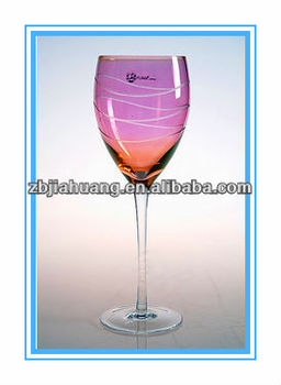 Wholesale Colored Wine Glass Goblet Buy Wine Glass