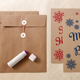 Hot sale Xmas Christmas gift wrap envelope