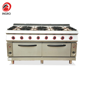 Industrial Hotel Best Gas Cooker To Buy/Gas Stove 4 Burner Price/Range Oven Gas