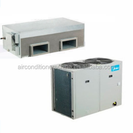 Medium static pressure duct split unit Air con