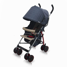 China supplier new style steel EVA handle grip baby jogger stroller