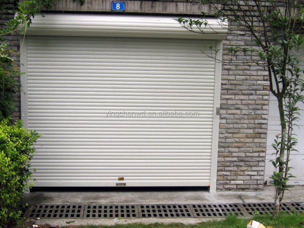 china hebei rolling shutter door price