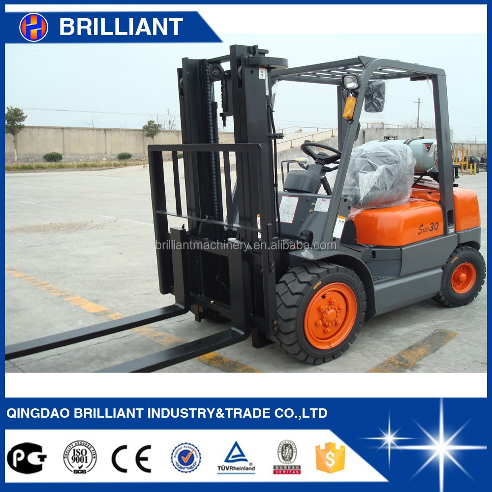 Perfect Design 3 Ton Forklift Price for Sale