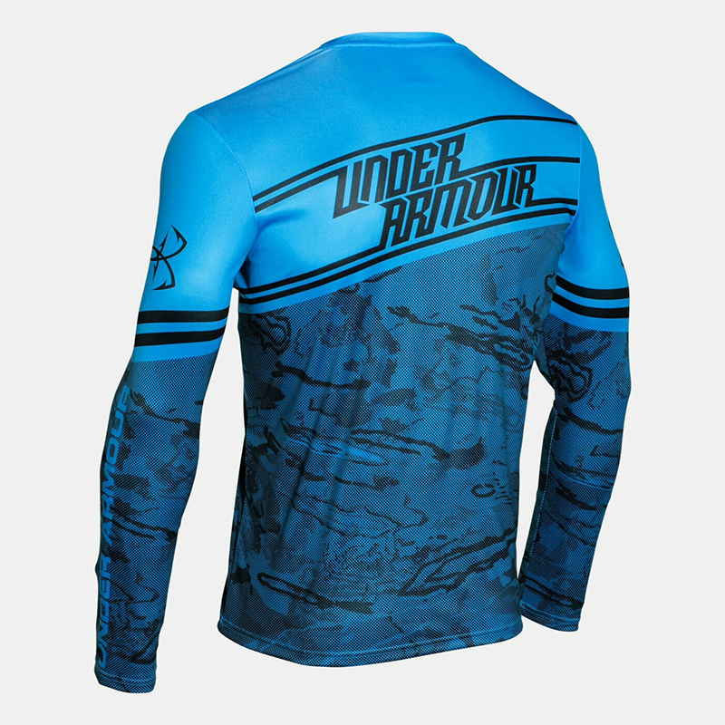 wholesale pro style youth bass pattern 4xl tournament sublimation custom fishing jersey