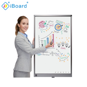 iBoard dry eraser marker boards with digital notes