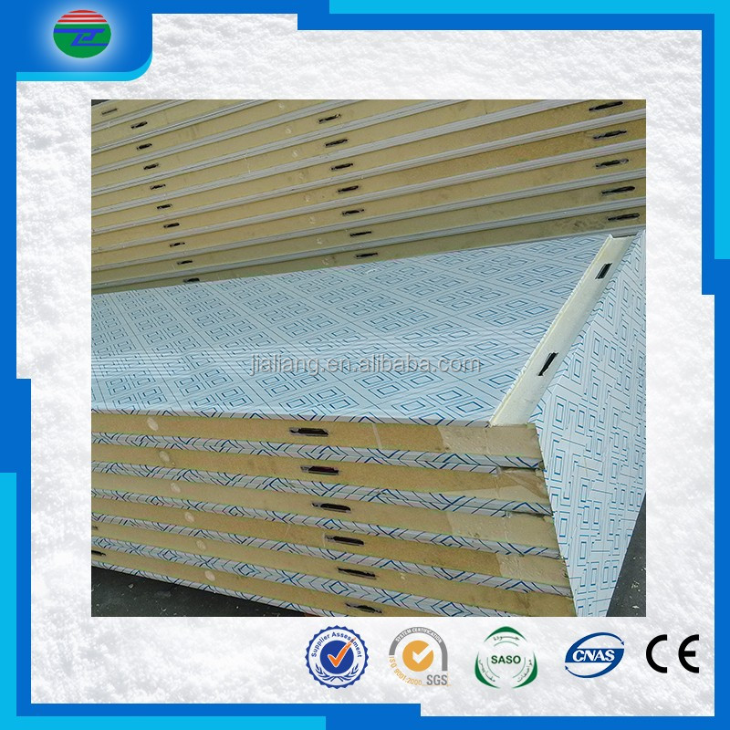 Bottom price best sell cold room roof eps sandwich panel