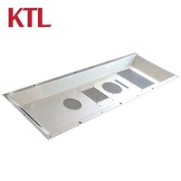 Stainless sheet metal bending parts manufacturing