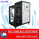 Dissolved oxygen generator, oxygenated water machine for greenhouse/fish farm