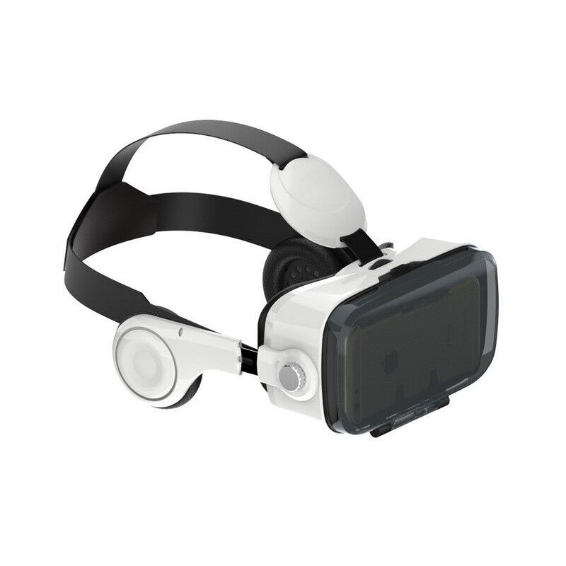 VR box 3D with Immersive sound and 3D vision are integrated, provides an excellent experience