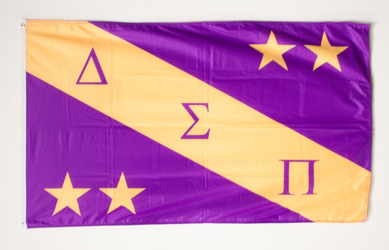 Delta Sigma Pi Business Fraternity 3x5' Flag