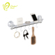 Selected Material Bathroom Accessories Caddy with Hooks