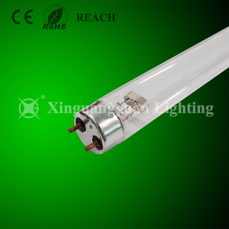 T5 T8 PLS PLL uvc bulb 253.7nm 110V/220V uv germicidal lamp ultraviolet light