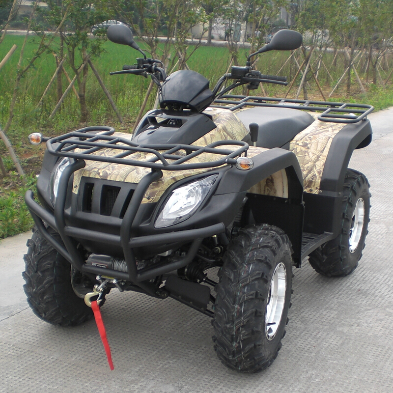 2018 new style quad bike 4x4 650cc atv
