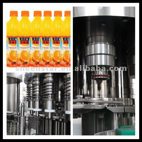 Hot Sale Automatic Juice Filling and Packaging Machine