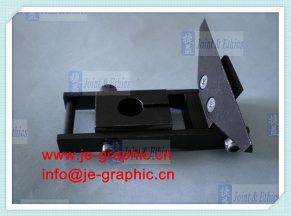 High quality folding machine parts for STAHL Choke Plate 218-906-BG01