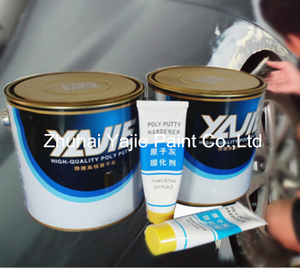China Manufacturer Grey High Filling Polyester Putty for Car