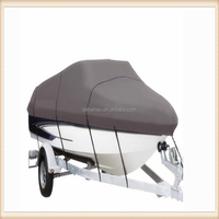 China gold manufacturer top quality sea ray boat cover