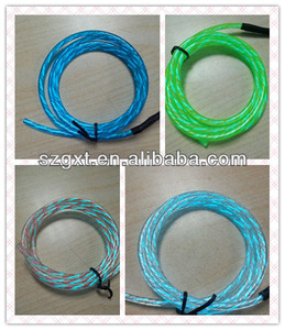 2015 Three-Core Neon Available in Various Colors EL Wire
