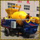 Small 30M3/h concrete mixer pump grouting mortar pump for small construction