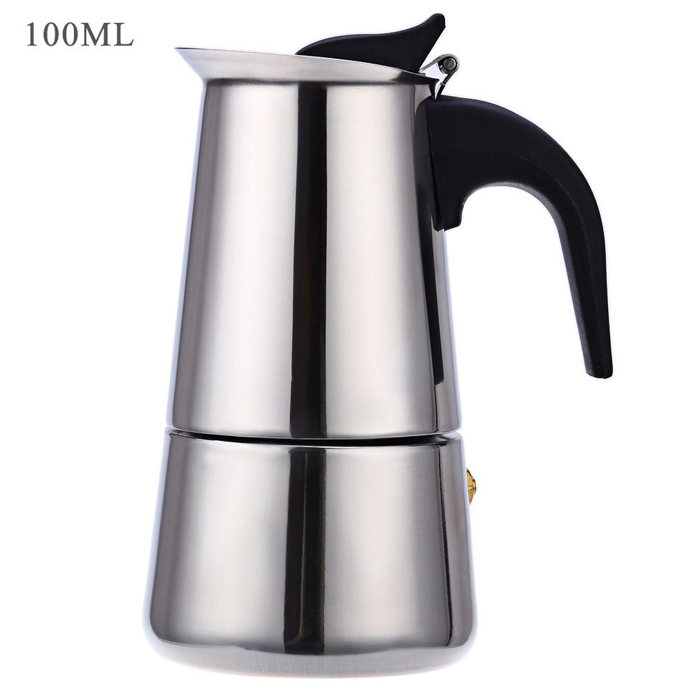 1 шт. нержавеющая сталь Moka Кофеварка Mocha эспрессо латте плиты фильтр Перколятор пластины кофе машина напиток инструмент(Китай)