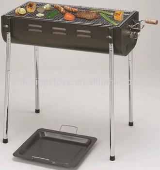 Fatto In Casa Facile Utilizzo Campeggio A Carbone Barbecue Fumatore