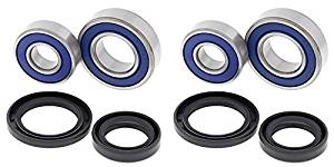 Bearing Kit for Front and Rear Wheels fit Honda TRX700XX 08-09