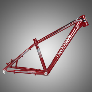 OEM chinese factory price MTB aluminum alloy 29er bike frame