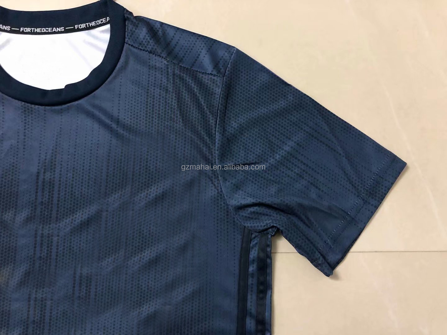 Top grade thailand quality 2018 2019 jersey custom soccer jersey