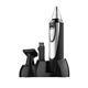 Hm-178 Waterproof 3 In1 Electric Corded Rechargeable Ear And Nose Hair Trimmer Manual For Men