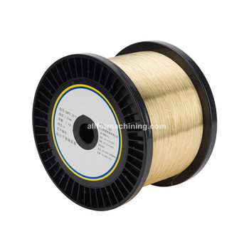 EDM Brass Wire 0.1mm 0.2mm 0.25mm 0.3mm Zinc Coated EDM Wires