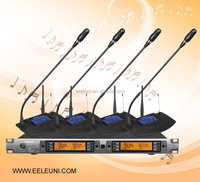 Conference System High Stability Frequency UHF Wireless Microphone