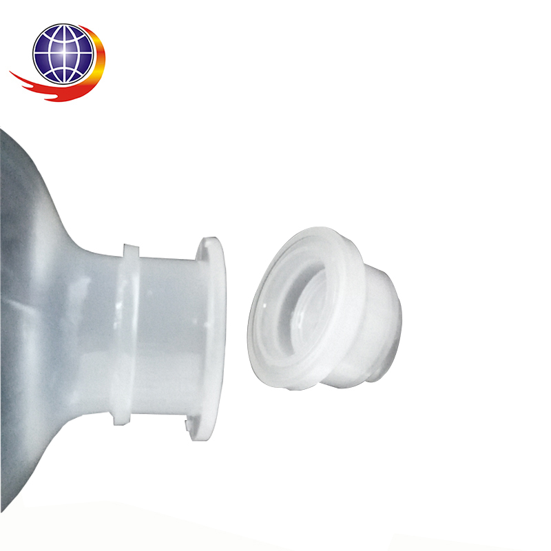 Medical parts infusion caps of water bottle bpa free