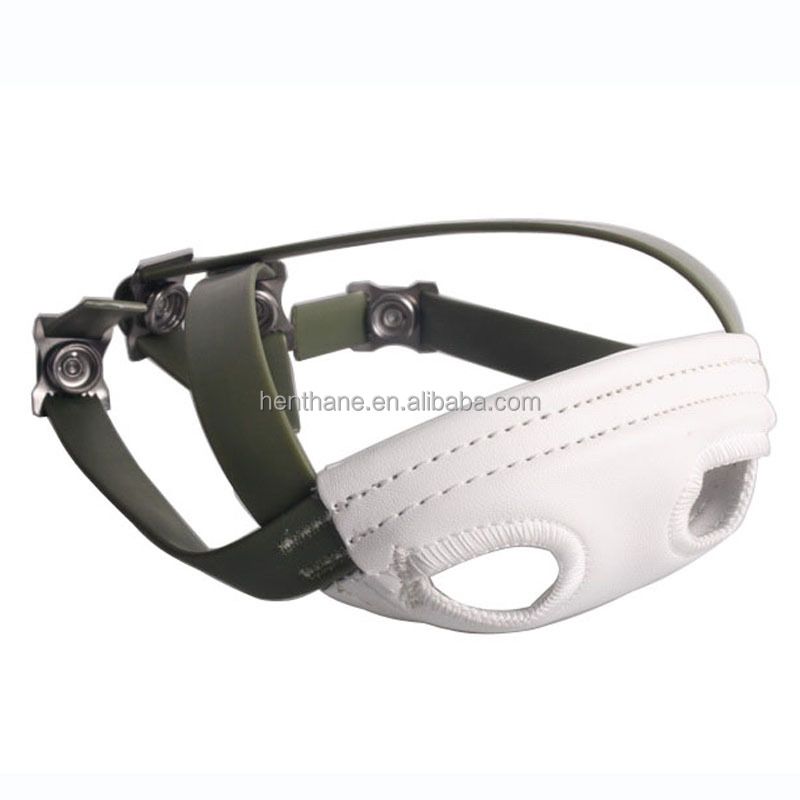High quality soft cup football helmet chin strap