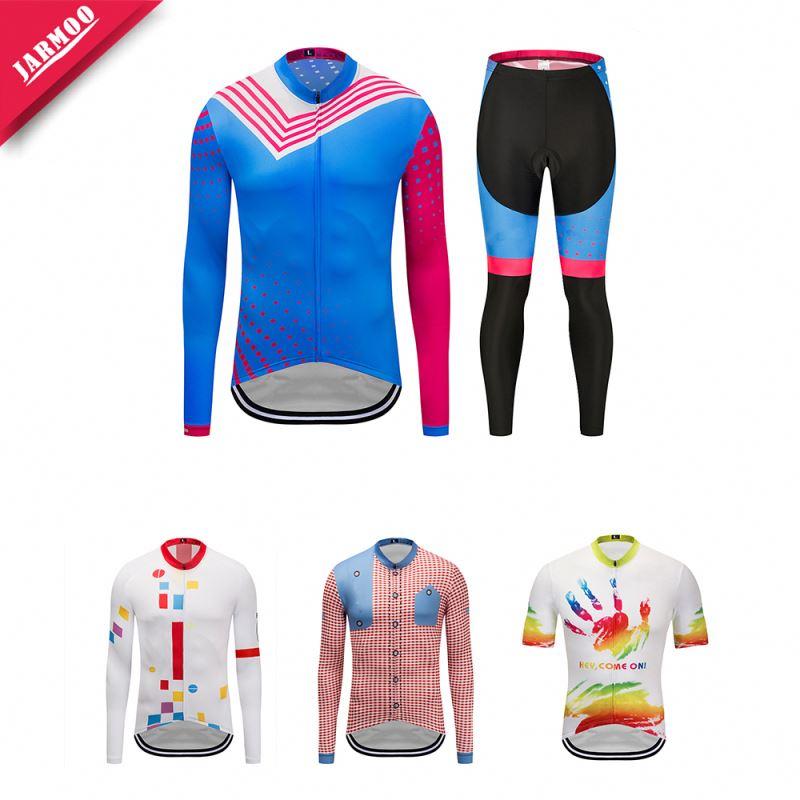 Custom Colorful Cycling Sportswear ce67fb753