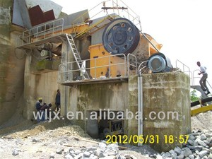 World Wide installed 50 ton per hour stone crushing plant for sale